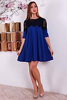 Шикарное платье оригинального фасона