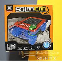 Машина на солнечной батарее в кор 15*12*4см