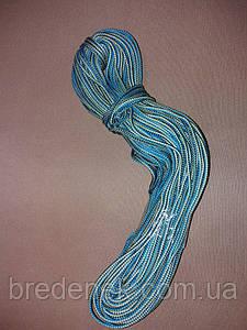 Шнур плетеный с наполнителем диаметр 4 длина 100 м