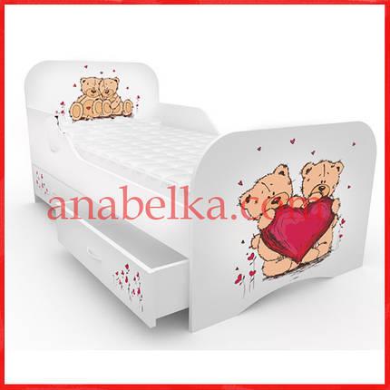 """Кроватка """"Мишки"""" (Mebelkon), фото 2"""