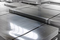 Лист н/ж 304   0,8 (1,0х2,0) HL+PVE