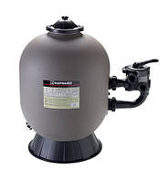 Фильтр песочный PRO с боковым клапаном. 600 мм, 150 кг песка, фото 1