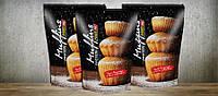 Протеиновая смесь для приготовления маффинов, шоколадный брауни или клубника с белым шоколадом, 600г, фото 1
