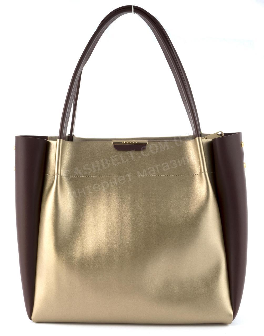 dcc37fc074d3 Вместительная прочная модная сумка из эко кожи высокого качества B.Elite  art. 07-