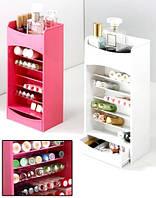 Органайзер для хранения косметики Cosmake Lipstick & Nail Polish