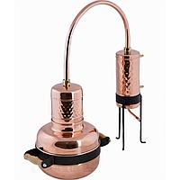 Дистиллятор медный Геркулес 5 литров (аламбик)
