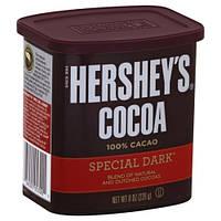 Какао 100% натуральное Hershey's Unsweetened Cocoa Powder , фото 1