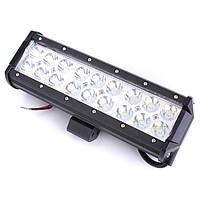 54W 18LEDs Авто Свет для рабочего света Spot Lightt Белый Проектор Лампа