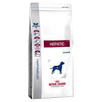Роял Канин Гепатик Royal Canin Hepatic сухой корм для собак ветеринарная диета 12 кг