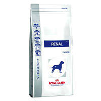 Роял Канин Ренал Royal Canin Renal сухой корм для собак ветеринарная диета ХПН 14 кг