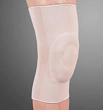 Бандаж эластичный на коленный сустав с силиконовым кольцом ES-710, Ortop
