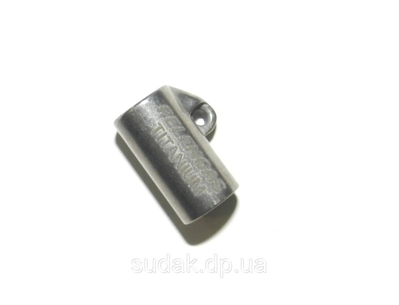 PELENGAS Скользящая втулка Titanium с гидротормозом 7 мм