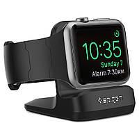 Подставка Spigen S350 Apple Watch, Black (38mm/42mm)
