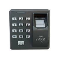 М-выключателей f100 отпечатков пальцев RFID расстояние вступление дверной замок системы управления
