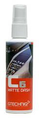 Gtechniq C6 Matte Dash защитное покрытие для пластика в салоне с матовым эффектом