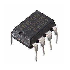 10Pcs UA741CN DIP-8 UA741 LM741 ST IC Chip Operational Усилитель