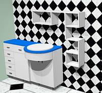 Полка туалетная, фото 1