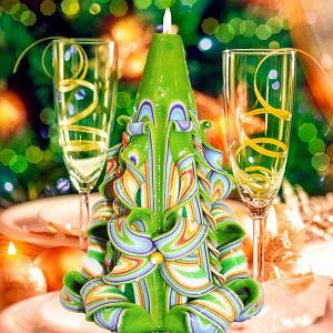 Декоративные свечи