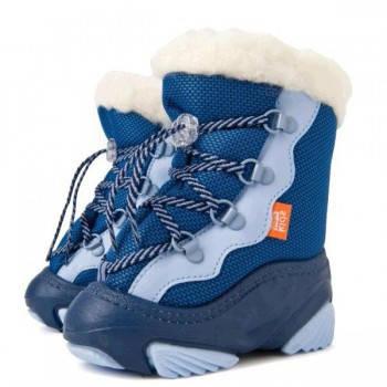 Сноубутсы для мальчиков Demar SNOW MAR синий 301003  продажа 8dcfaff90a32f