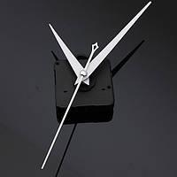 DIY белый треугольник руками кварцевые черные часы настенные механизм перемещения