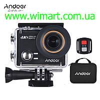 Экшен камера Andoer AN100 4K 30fps 30MP WiFi.
