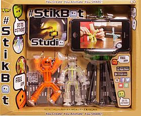 Игровой набор для анимационного творчества STIKBOT S1 – СТУДИЯ TST615, фото 3