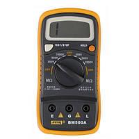 Bm500a 1999m 1000В сопротивление изоляции мегаомметр мультиметр