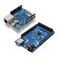 Ethernet щит w5100+мега 2560 Кит Arduino совместимая