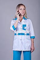 Медицинский костюм (коттон) 3214
