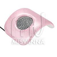 Настольная вытяжка (пылесос) Nail Dust Collector Monroe Professional на 23 Вт (pink)
