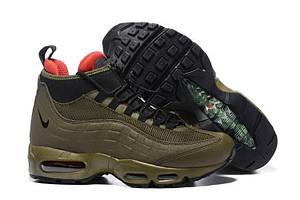 Кроссовки Nike Air Max 95 Sneakerboot Dark Loden