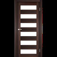 Двери межкомнатные PORTO Модель: PR-08 орех