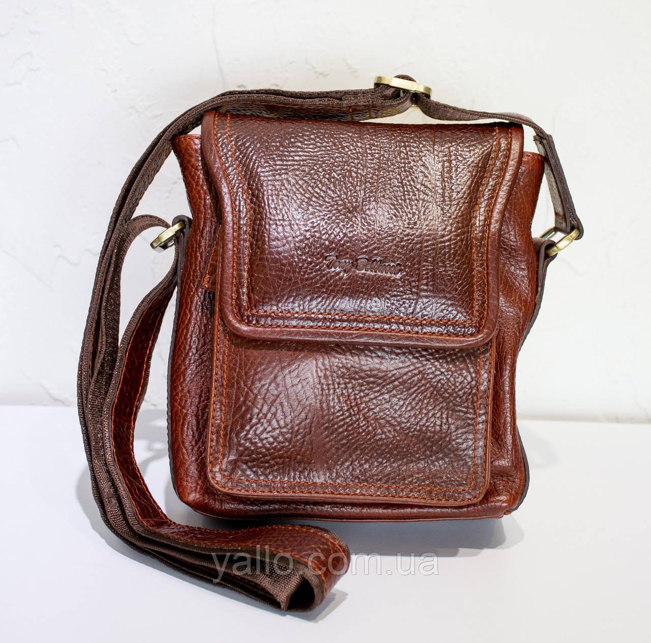 Мужская сумка из натуральной кожи Tony Bellucci T5173-896