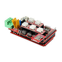 3D принтер набор DIY ramps1.4 a4988 mega2560 памяти microSD фиксатор термистора