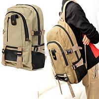 Открытый кемпинг походы путешествия рюкзак рюкзак холст сумка