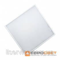 Потолочный светодиодный светильник Евросвет LED-SH-595-20 OPAL 36Вт 4000К , фото 3