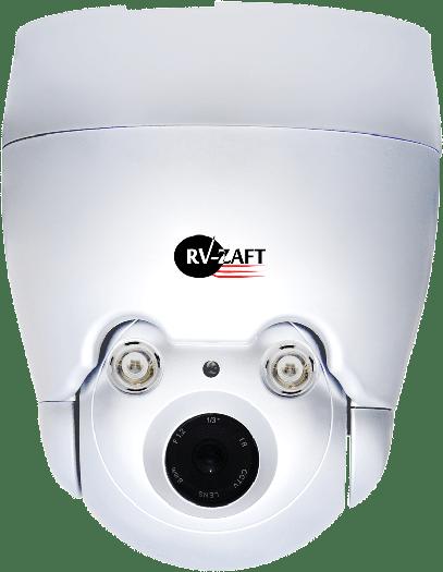 """Офисная IP камера поворотная купольная среднескоростная 4.5"""" 2MP RVA-SD515CF102-E0"""