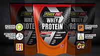 Сывороточный протеин Whey Protein, со вкусом шоконатс или банан-земляника, 2кг
