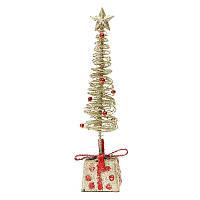 Кованые мини елка Рождественский подарок украшения рабочего стола