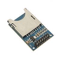 10шт слот гнездо считывателя карт SD модуль для Arduino совместимых МР3
