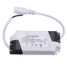 18вт LED драйвер трансформаторный источник питания для лампочки ac86-265v Сид 1TopShop