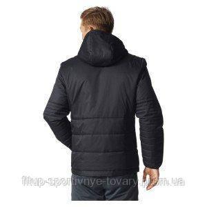 4465485389b5 Куртка зимняя мужская Adidas TIRO17 WINT JK BS0042  продажа, цена в ...