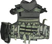 Бронежилет Корсар МЗс 1-4 класс защиты, производства ТЕМП-3000