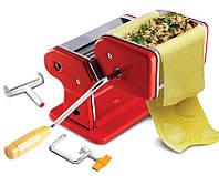 Прибор 3в1 для раскатки теста и приготовления лапши /пельменей