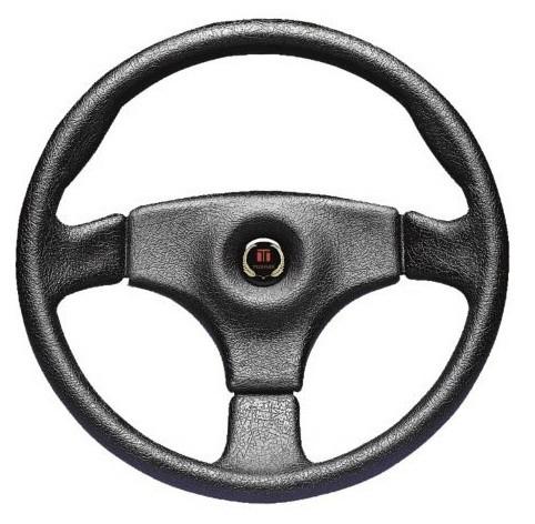 Рулевое колесо Teleflex Stealth, 350мм, черное
