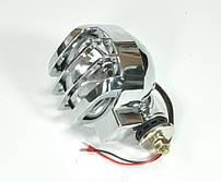 Прожектор с защитной крышкой, диаметр 152мм, 3600lm