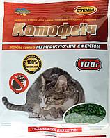 Котофеич зерно от мышей и крыс, 100г (зеленый)