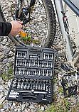 """Автомобильный набор инструментов 3/8"""", 61 ед., Vigor, V2305n, фото 6"""