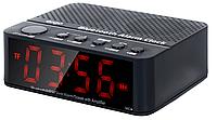 Радиочасы ERGO YH-07 Black