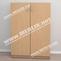 Шкаф-тумба для документов ШТ-2 (600*350*1134h), офисные шкафы, тумбы для офиса